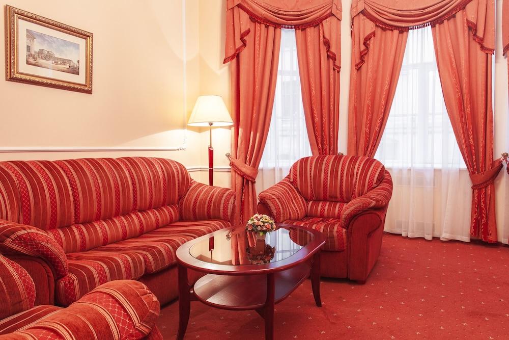 Art-Hotel Mokhovaya