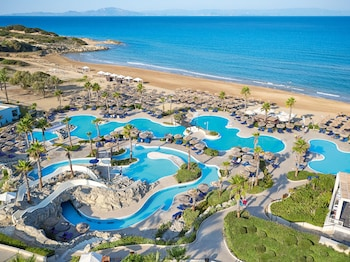 Ilia Palms at Grecotel Olympia Riviera Resort - All Inclus - Aerial View  - #0