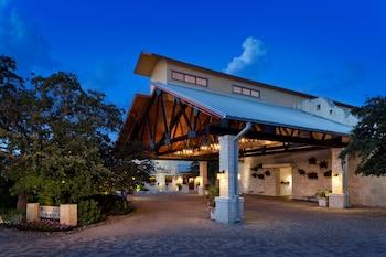Hyatt Residence Club San Antonio, Wild Oak Ranch entrance