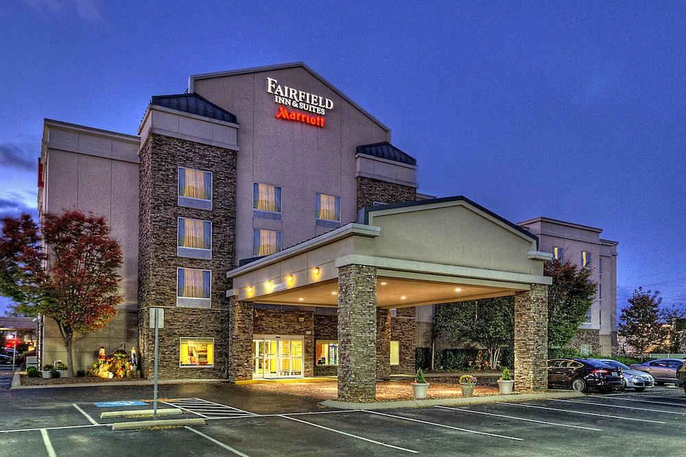 Fairfield Inn & Suites by Marriott Murfreesboro