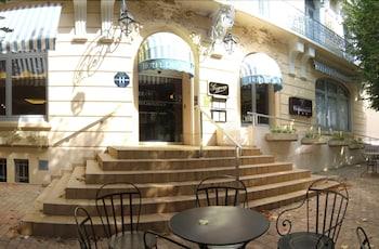 tarifs reservation hotels Brit Hôtel De Grignan