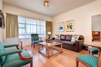 BON Hotel Bloemfontein Central - Living Room  - #0