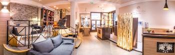 tarifs reservation hotels The Originals Boutique, Hôtel des Princes, Chambéry (Inter-Hotel)