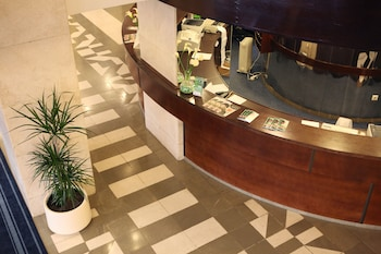 Hotel I - Interior Entrance  - #0