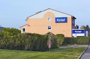 tarifs reservation hotels Kyriad Lyon Sud Saint Genis Laval