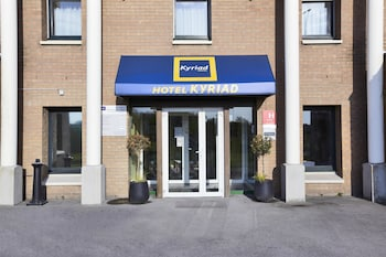tarifs reservation hotels Kyriad Dunkerque Loon Plage