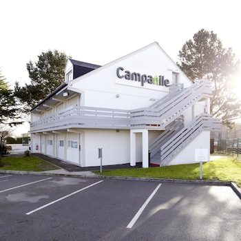 tarifs reservation hotels Hotel Campanile Nantes Ouest - Saint Herblain