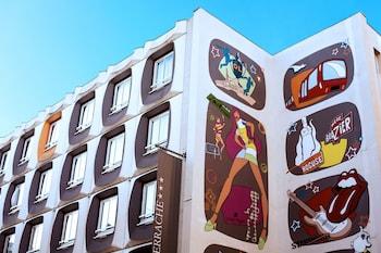 Lyon: CityBreak no Hôtel Axotel Perrache desde 73,63€