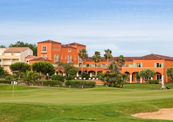 tarifs reservation hotels Le Palmyra Golf Hotel