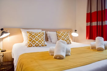 tarifs reservation hotels Appart'City Confort Lille - Euralille