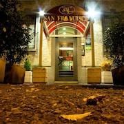 舊金山飯店