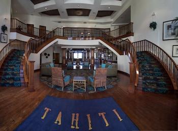 Tahiti All-Suite Resort - Interior Entrance  - #0