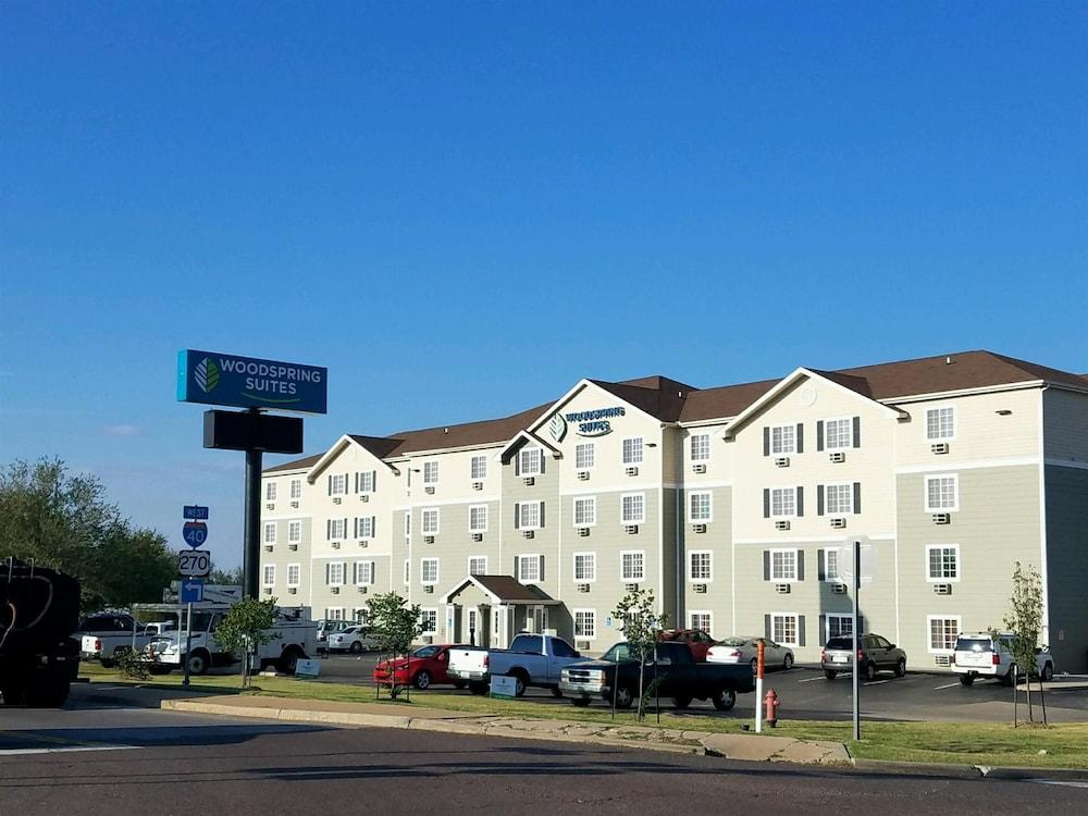 WoodSpring Suites Oklahoma City Tinker AFB