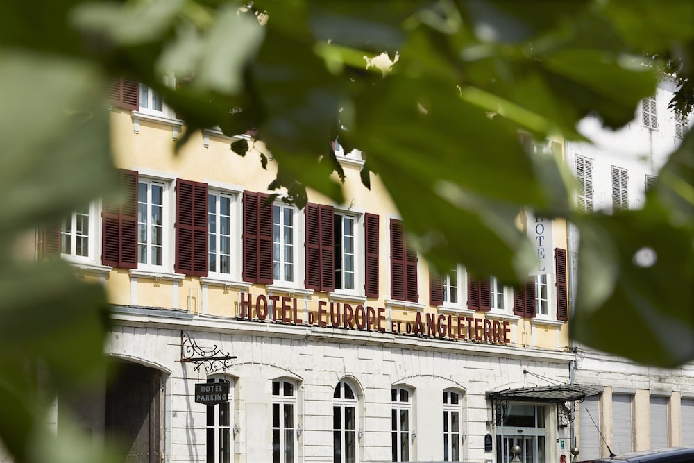 Best Western Plus Hotel d'Europe et d'Angleterre