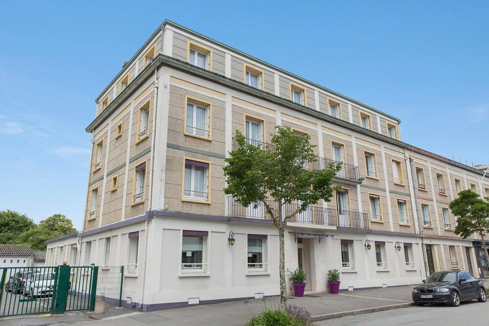 The Originals City, Hôtel Cléria, Lorient (Inter-Hotel)