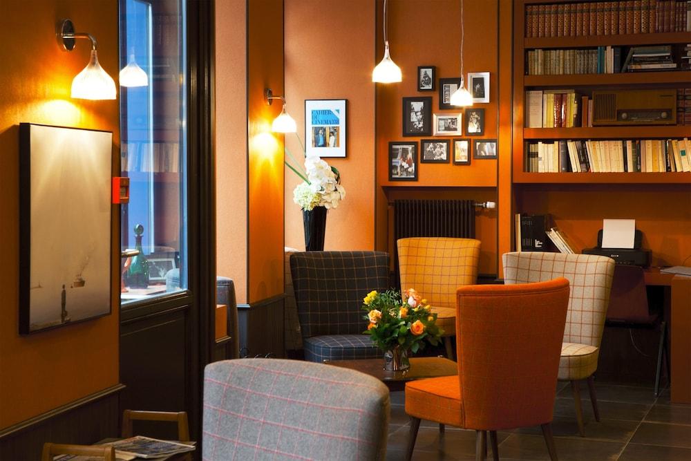 Hôtel Boris V. by Happyculture
