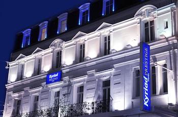 tarifs reservation hotels Kyriad Prestige Dijon Centre