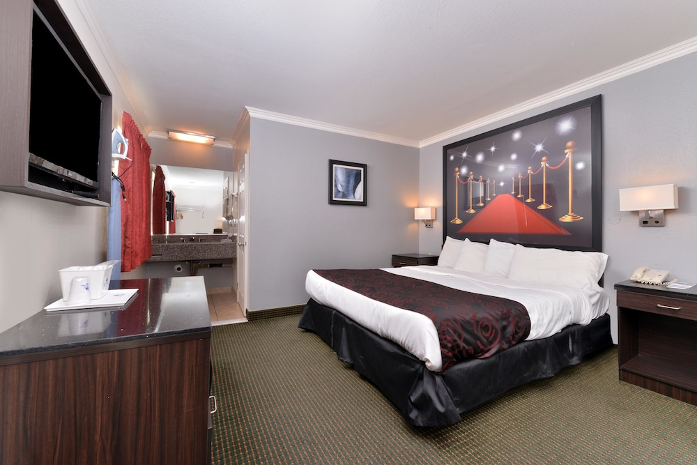 Americas Best Value Inn Hollywood Los Angeles