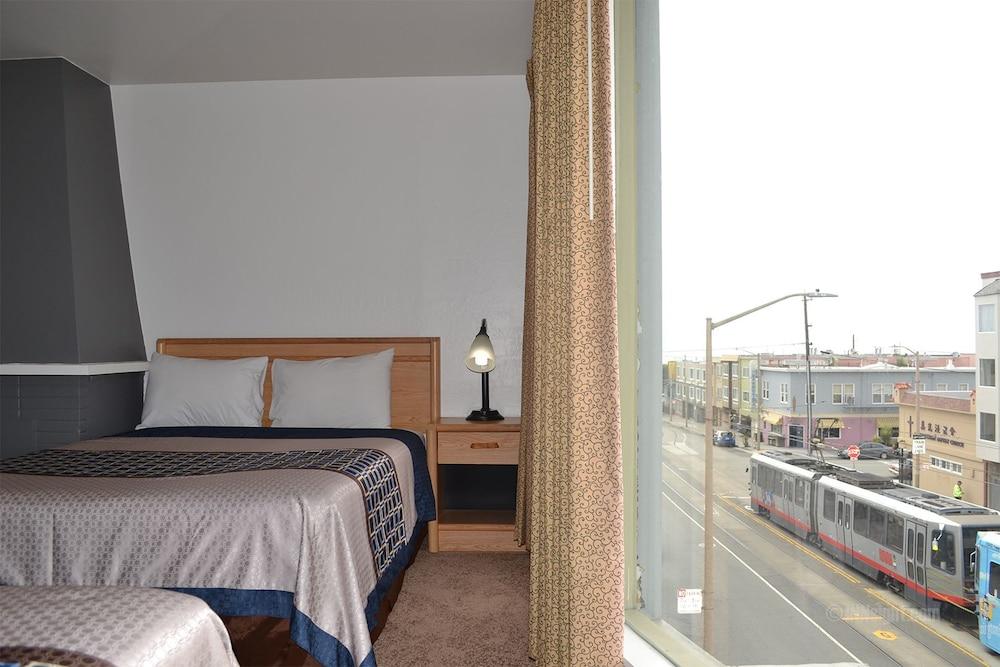 Beach Motel San Francisco 8 7 1 5