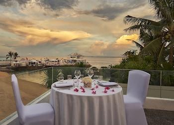 Movenpick Hotel Cebu Outdoor Dining