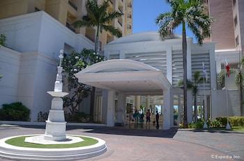 Movenpick Hotel Cebu Hotel Front