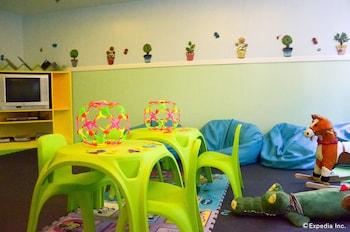 Movenpick Hotel Cebu Childrens Play Area - Indoor