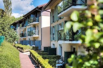 tarifs reservation hotels Zenitude Hôtel-Résidences L'Orée du Parc