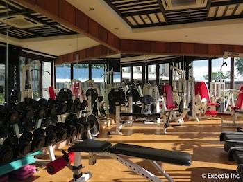 Pontefino Hotel Batangas Gym