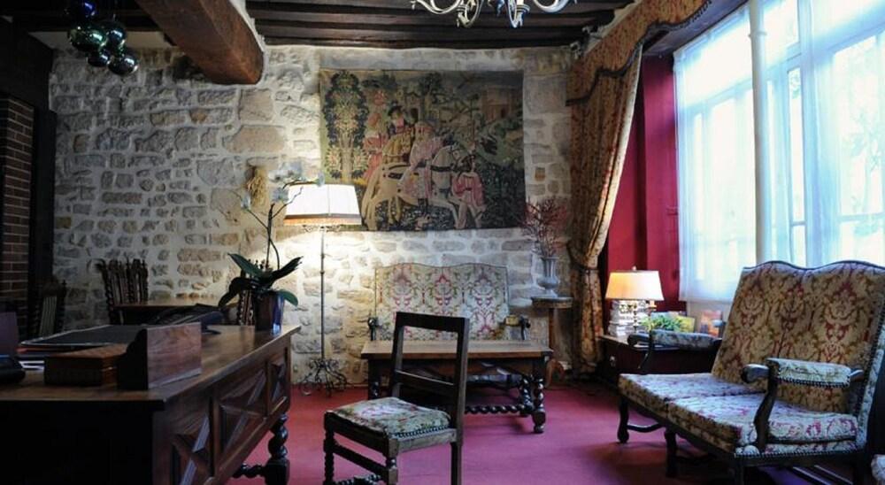 Hôtel de la place des Vosges