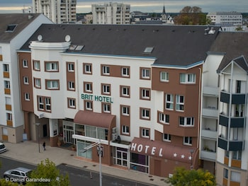 Brit Hotel Tours Sud - Le Cheops - Aerial View  - #0