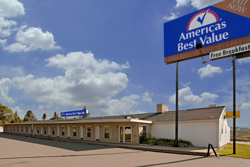 Americas Best Value Inn Mayflower
