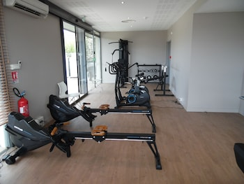 Hôtel Linko - Gym  - #0