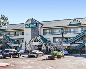 Quality Inn And Suites in Livermore, California