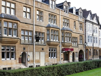 Mercure Oxford Eastgate Hotel - Hotel Front  - #0