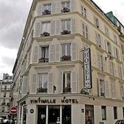 文帝米耶飯店