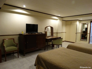 The Garden Plaza Hotel & Suites Manila In-Room Amenity