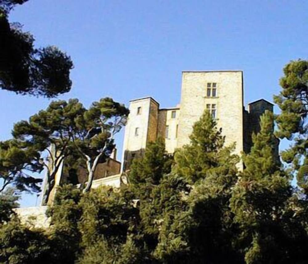 Chateau De Meyrargues