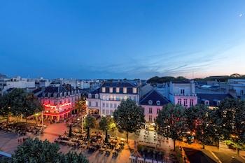 tarifs reservation hotels Best Western Hôtel Centre Reims