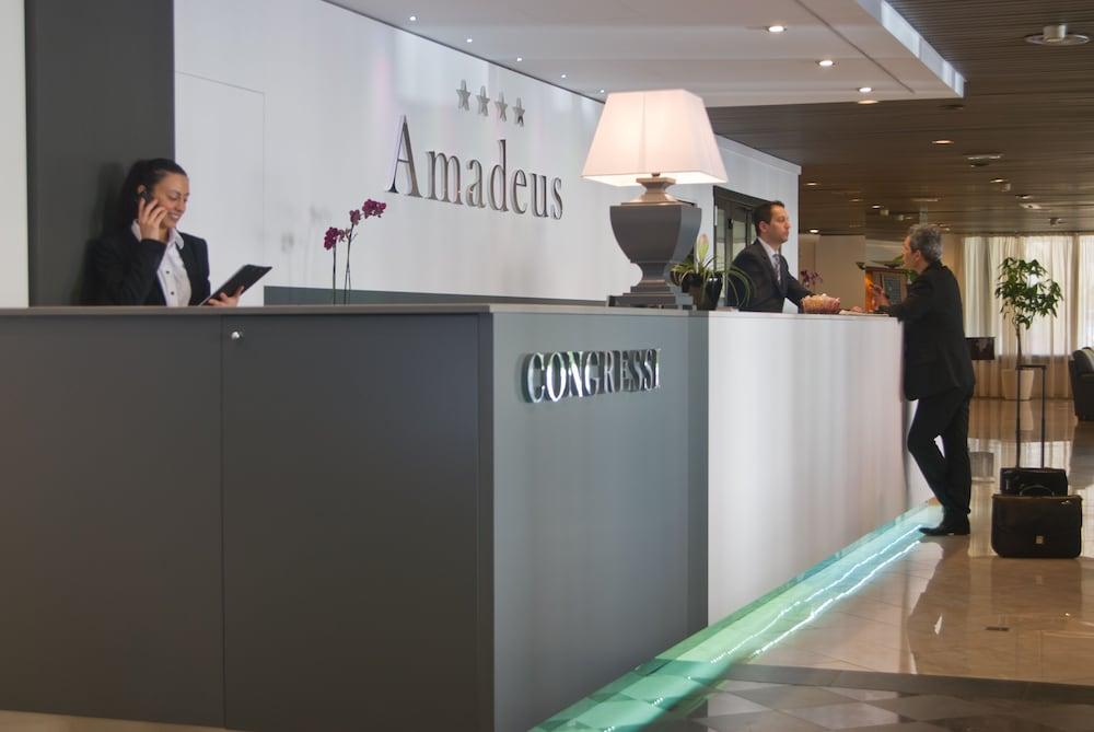 iH Hotels Bologna Amadeus