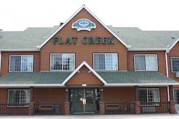 Flat Creek Inn and Suites in Hayward, Wisconsin