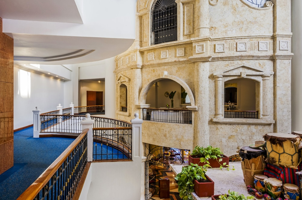 Hotel Almirante Cartagena - Colombia