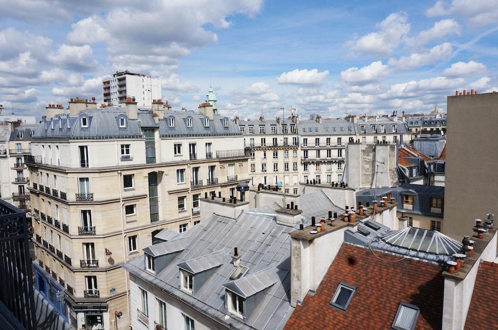 Hotel Rue Du Grand Prieure Paris