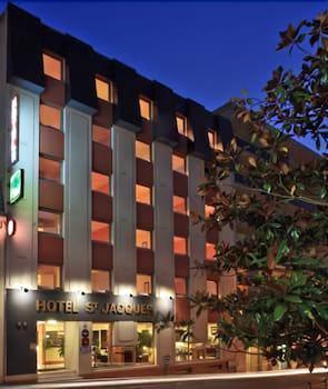 tarifs reservation hotels Citotel Saint Jacques