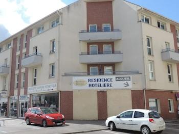 Résidence Hôtelière Poincaré - Hotel Front  - #0
