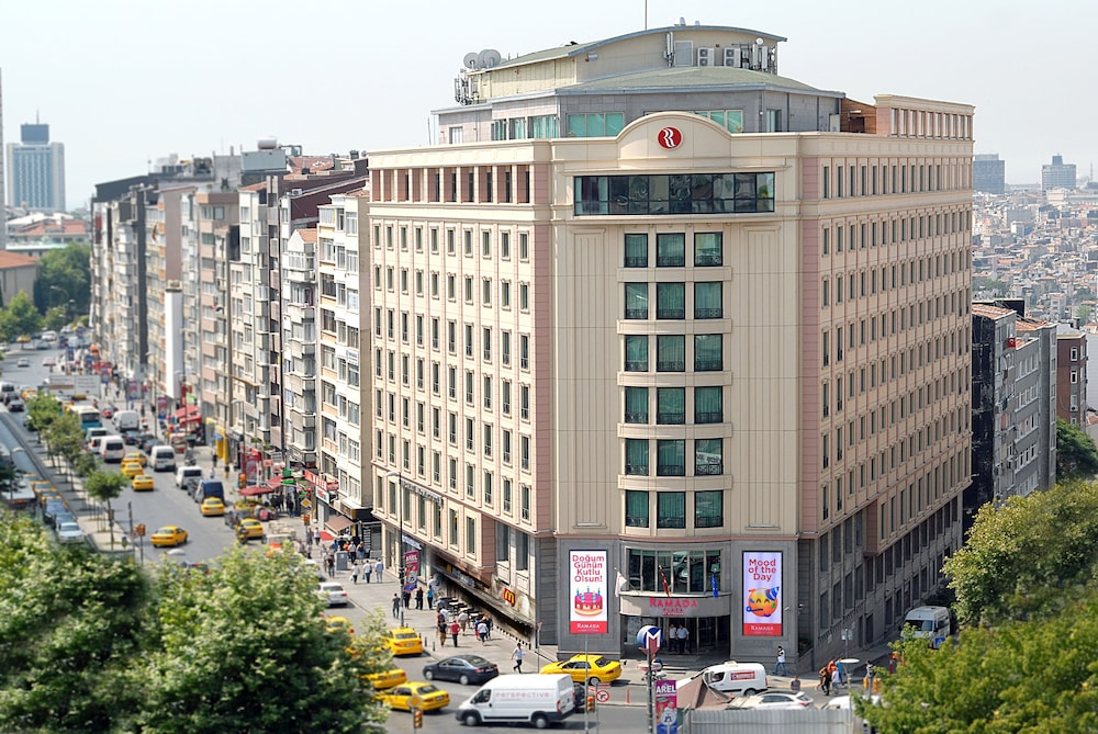 Ramada Plaza by Wyndham Istanbul City Center