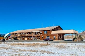 Econo Lodge in Eagle Nest, New Mexico