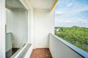 Alecsa Hotel am Olympiastadion - Balcony  - #0