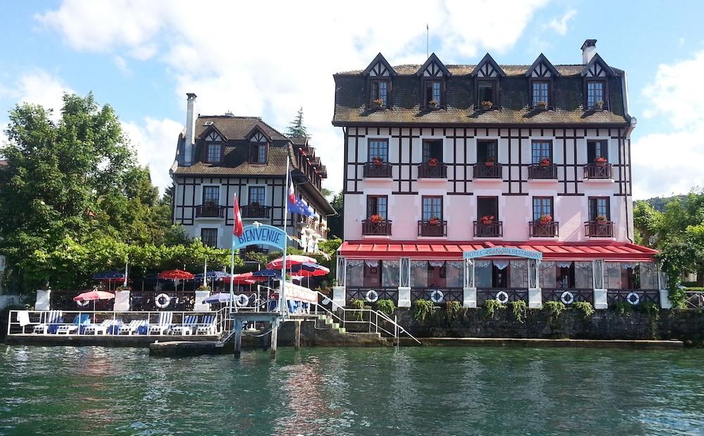 Hôtel Les Cygnes