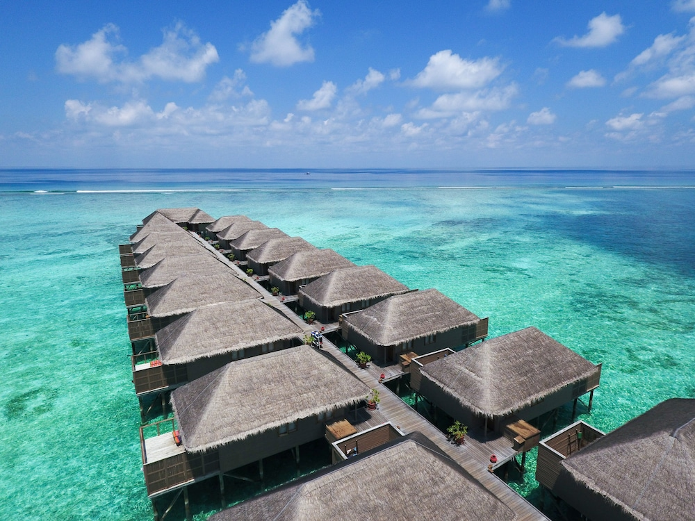 Meeru Island Resort Hotel Review Maldives: Meeru Island Resort & Spa, Maldives Best Offers On Meeru