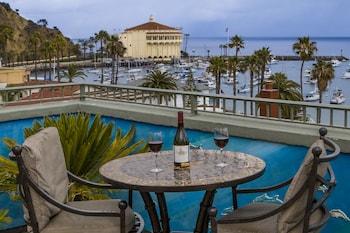 The Avalon Hotel on Catalina Island